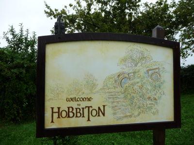 Vitajte v Hobbitone