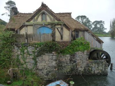 Mlyn v Hobbitone