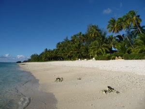 Pláž pri Black Rock