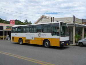 Autobus MHD na Rarotonge
