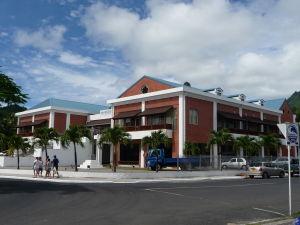 Vládna budova v Avarue