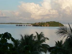 Výhodou ubytovania v hoteli oproti bungalovu môžu byť skvelé výhľady