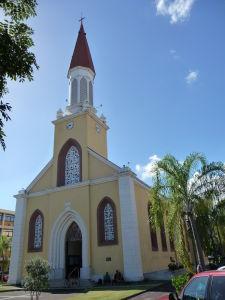 Papeete - Katedrála Notre-Dame