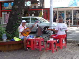 Papeete - Pohodička v meste