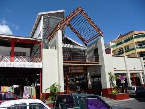 Papeete - Hlavná tržnica