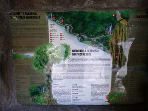 Faarumai - Tri vodopády