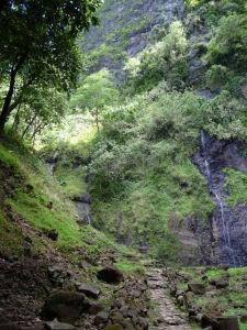 Faarumai - Tri vodopády - Vaimahuta