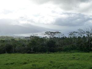 Vyhliadka Taravao - Na severnej strane ostrova svieti Slnko