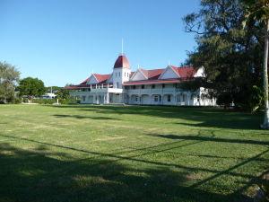 Kráľovský palác v Nuku'alofe