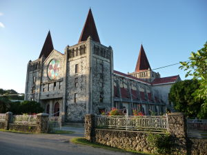 Kostol Free Church of Tonga
