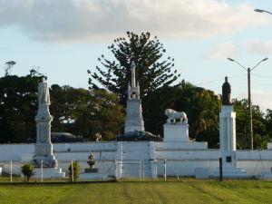 Kráľovská hrobka na Tonge