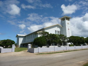 Hlavný chrám na Tonge - Centenary Church