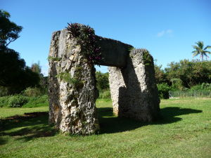 Archeologické nálezisko Ha'amonga 'a Maui