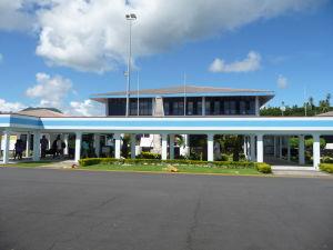 Letisko Faleolo