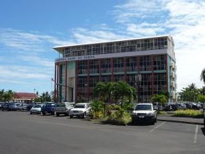 Centrálna banka Samoy