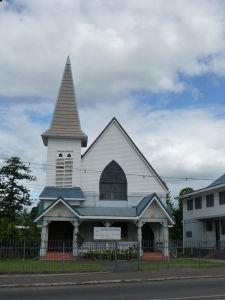 Kostol v Apii