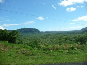 Cesta k vodopádu Fuipisia