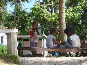 Mieste deti na Tavewe