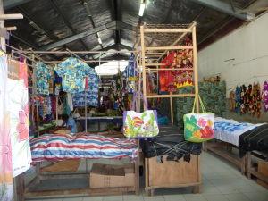 Tržnica v Port Vile