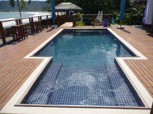 Ak nechcete pláž, hotely disponujú i bazénmi