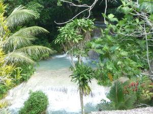 Vodopády Mele