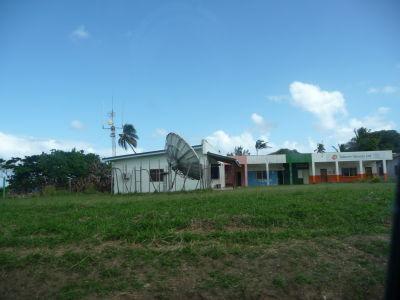 Telekomunikačná stanica na Tanne