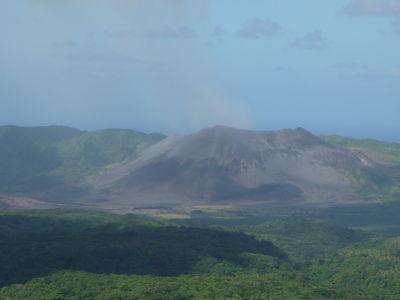 Sopka Mt. Yasur