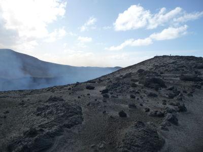 Sopečný kráter