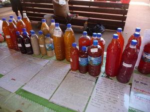 Tržnica v Port Vile - Je libo elixír na potenciu? Alebo na akúkoľvek inú chorobu?