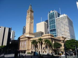 Brisbane - Radnica