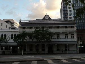 Brisbane - Hotel - Koloniálna architektúra