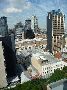 Brisbanská radnica - Výhľad zo zvonice