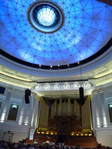 Brisbanská radnica - Koncertná sieň