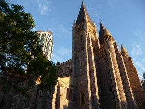 Brisbane - Katedrála sv. Jána