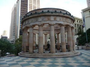 Brisbane - Pamätník padlým vo vojnách