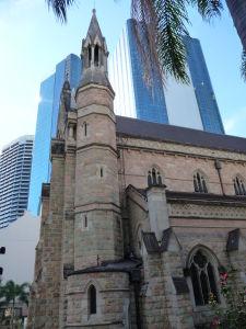 Brisbane - Kostol sv. Štefana