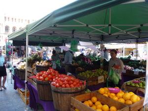Brisbane - Farmárske trhy