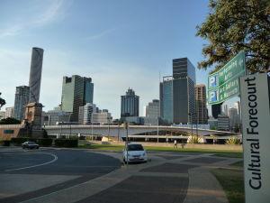 Brisbane - Južný breh