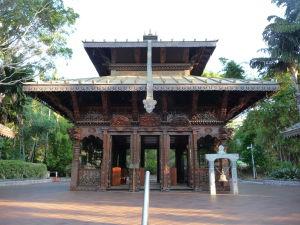 Brisbane - Južný breh - Nepálska pagoda mieru