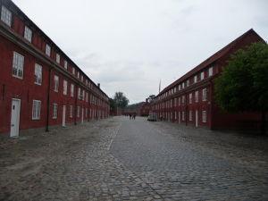 Pevnosť Kastellet