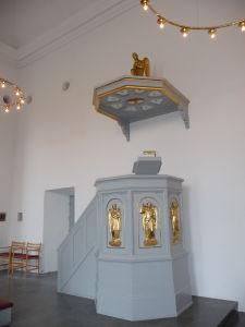 Pevnosť Kastellet - Kaplnka