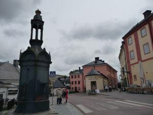 V uliciach Uppsaly