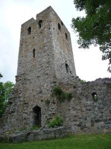 Ruiny Kostola sv. Petra