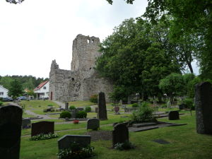 Ruiny Kostola sv. Olafa