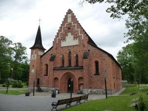 Tehlový Kostol sv. Márie