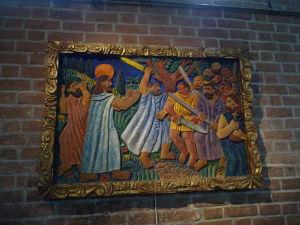 Kostol sv. Márie - Getsemanská záhrada