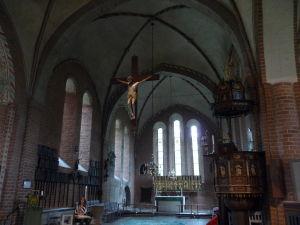 Kostol sv. Márie - Hlavný oltár