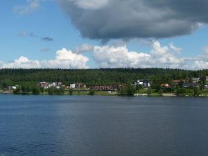 Pohľad z pevnosti Häme