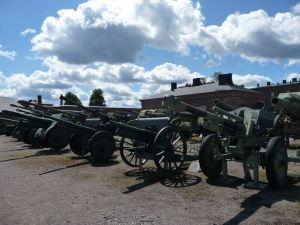 Vojenské múzeum v Häme