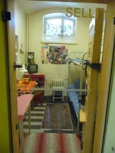 Häme - väzenské múzeum - ani to veľmi nevyzerá ako staré väzenie, čo?